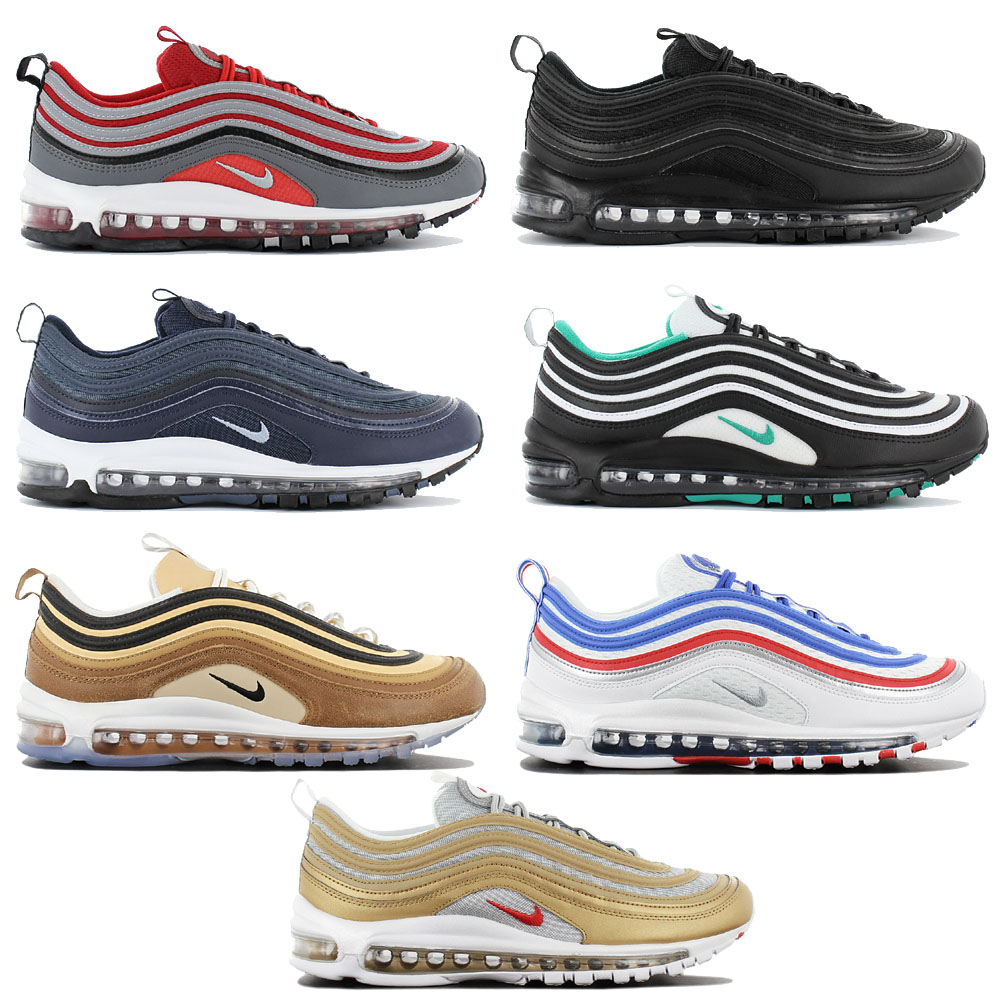 Details about Nike air max 97 Men's Fashion Sneaker Shoes Leisure Trainers Sport Shoes
