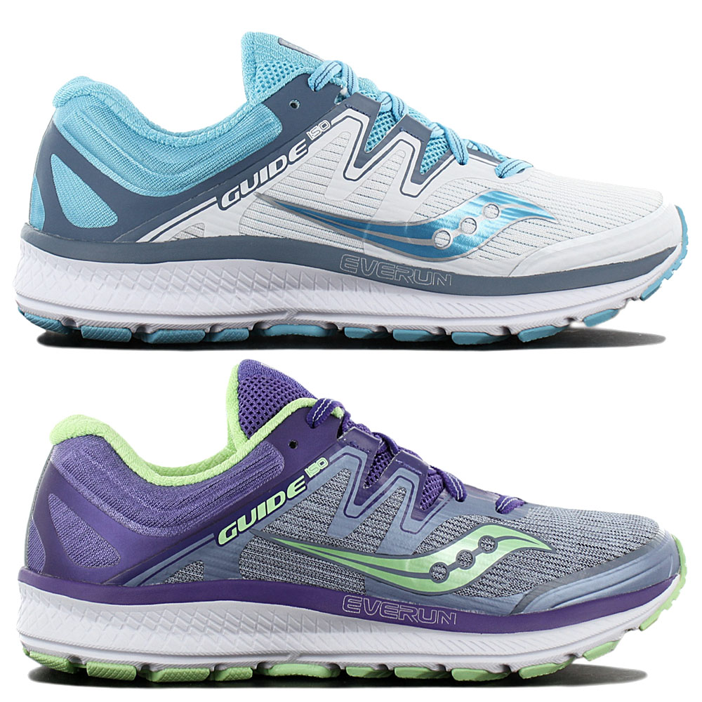 Details about Saucony Guide ISO Womens Running Shoes Running Fitness Training Shoes Sports Shoes show original title