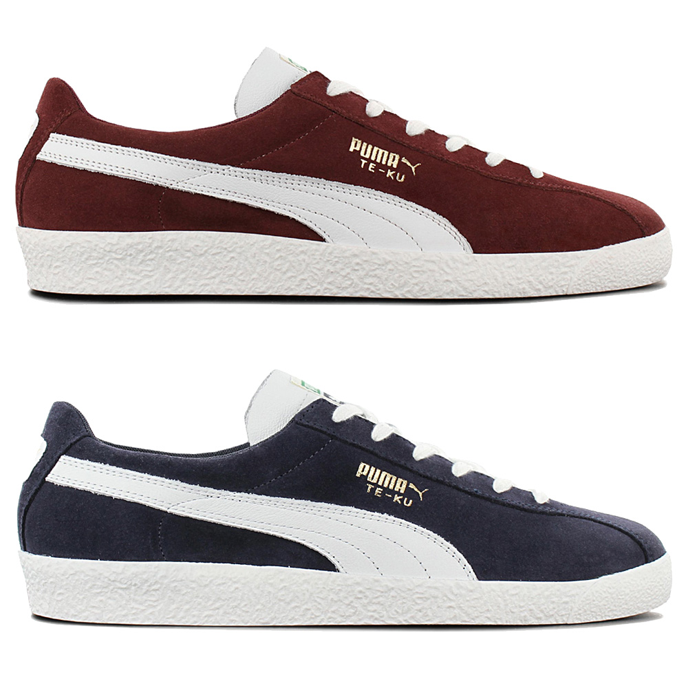 Details about Puma Te Ku Prime Sneaker Men's Retro Shoes Sneakers Leisure Sports Shoes New