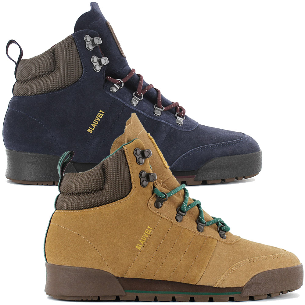 Details about Adidas Jake Blauvelt Boot 2.0 Men's Winter Boots Leather Boots Winter Shoes New