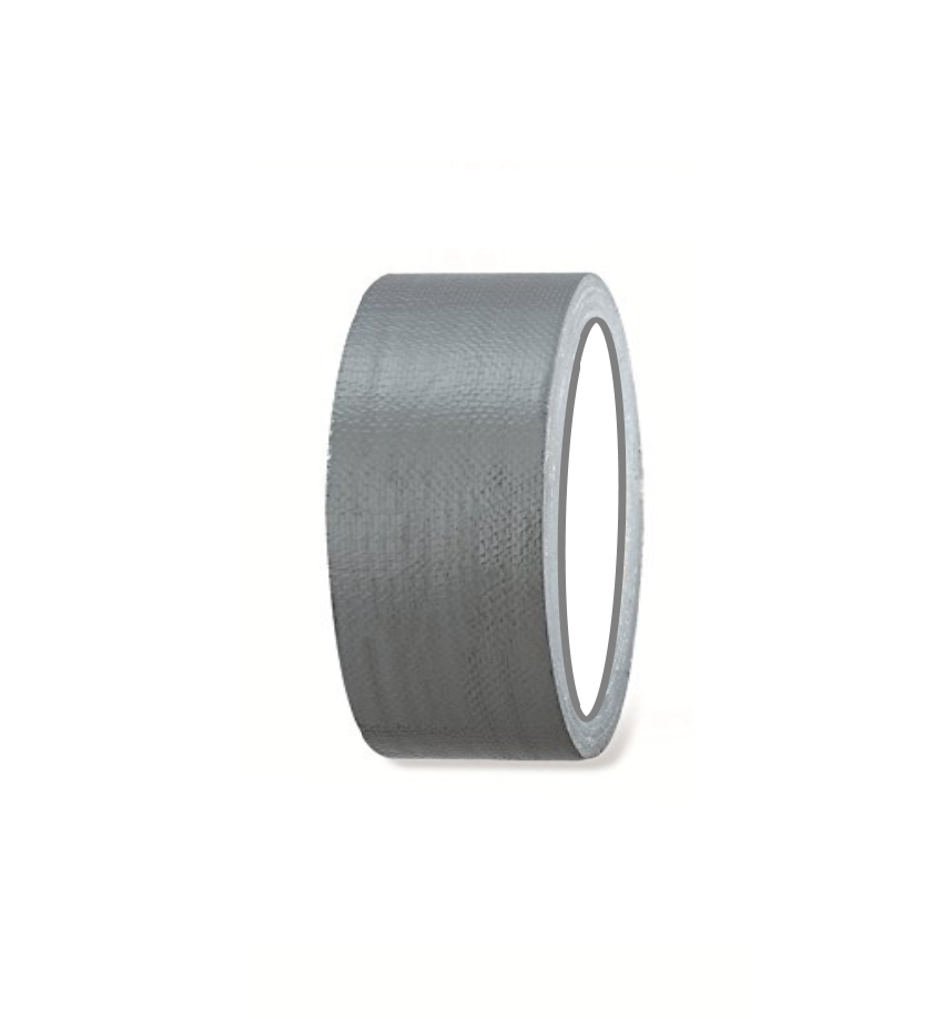 Color Expert Reparaturband, 48 mm x 10 m Klebeband, Power-Tape Silber, 96214810
