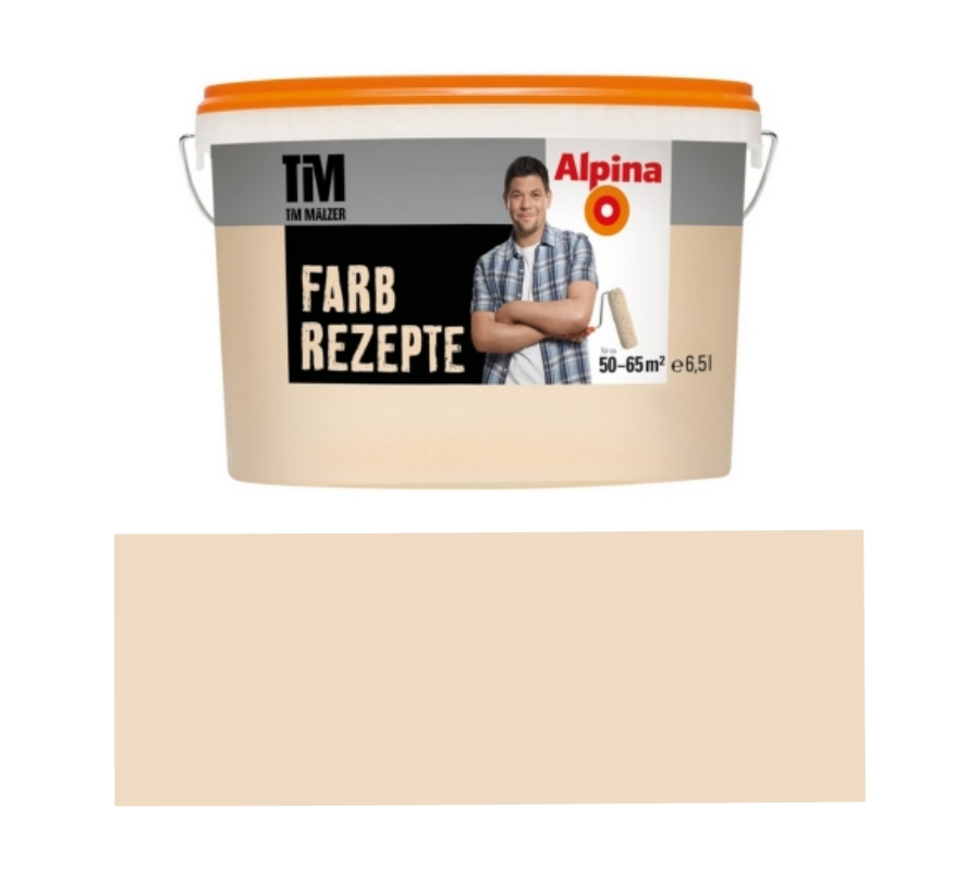 Alpina farbe tim m lzer farbrezepte 1 liter farbauswahl - Faust wandfarbe ...