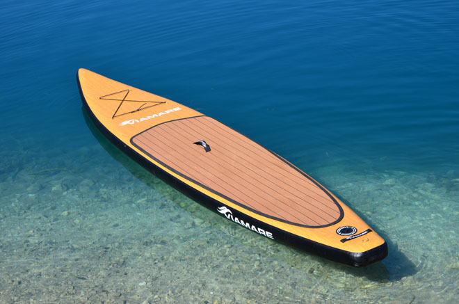 Sup Race Board Viamare 380 Cm Inflatable Stand Up