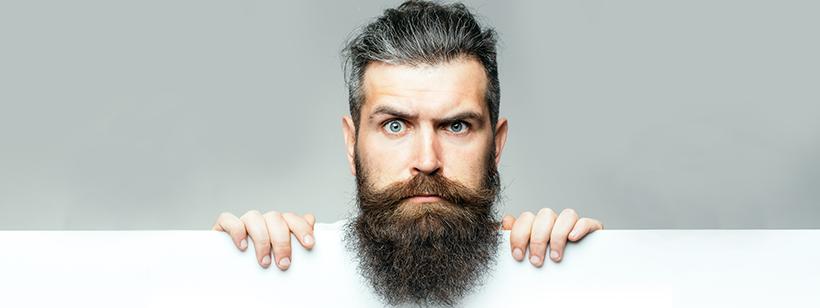 Bart rundes gesicht Der geeignete