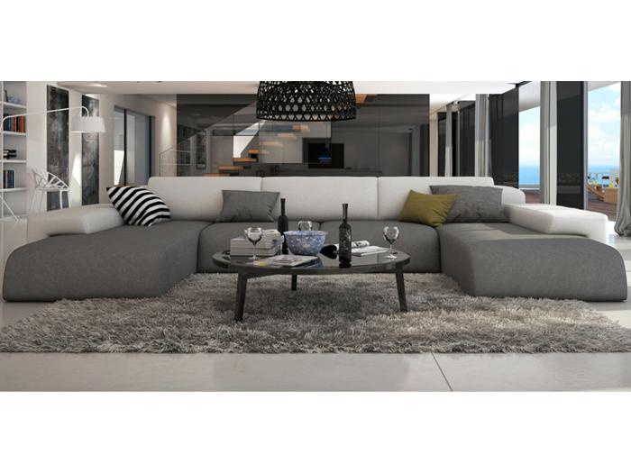 Wohnlandschaft Serlas Innocent Sofa Loungesofa Lounge Wohnen 09974