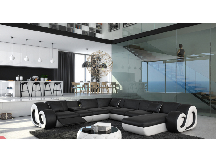Wohnlandschaft Nesta Xl Innocent Sofa Loungesofa Lounge Couch 109981