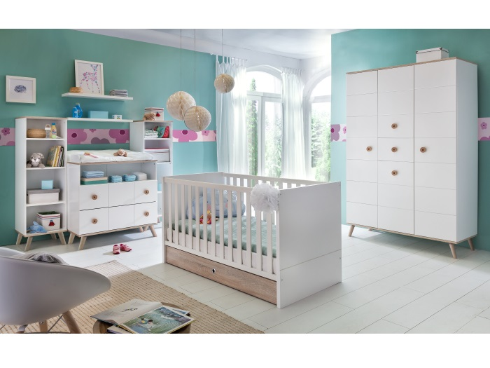 bilder fr babyzimmer finest babyzimmer korvin in wei dekor von transland und mbel gnstig online. Black Bedroom Furniture Sets. Home Design Ideas