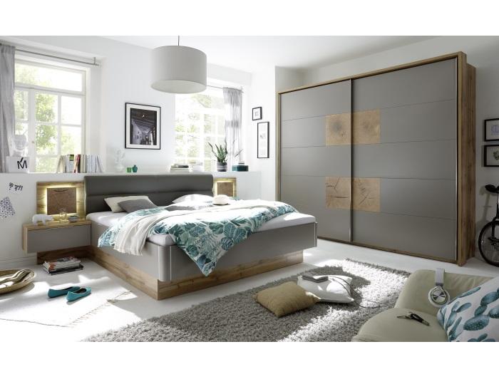 schlafzimmer capri schwebet renschrank bettanlage nachttisch schlafen 110077 ebay. Black Bedroom Furniture Sets. Home Design Ideas