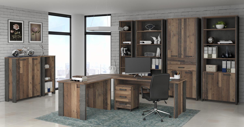 Büromöbel Clif von Forte
