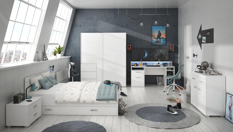Jugendzimmer Gaming Zimmer Tezaur