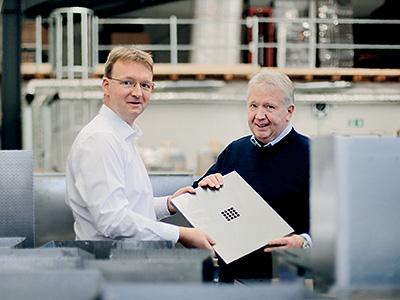 Jörg Lauscher und Karl-Heinz-Lauscher