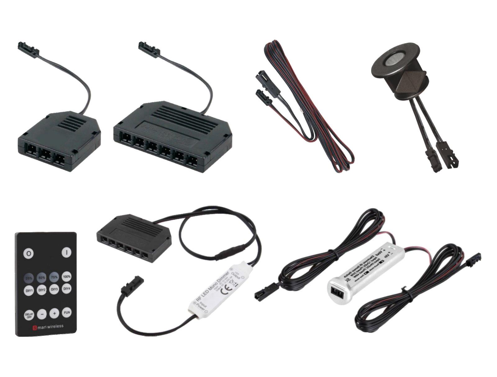 Zubehör - 12V LED Clicksystem