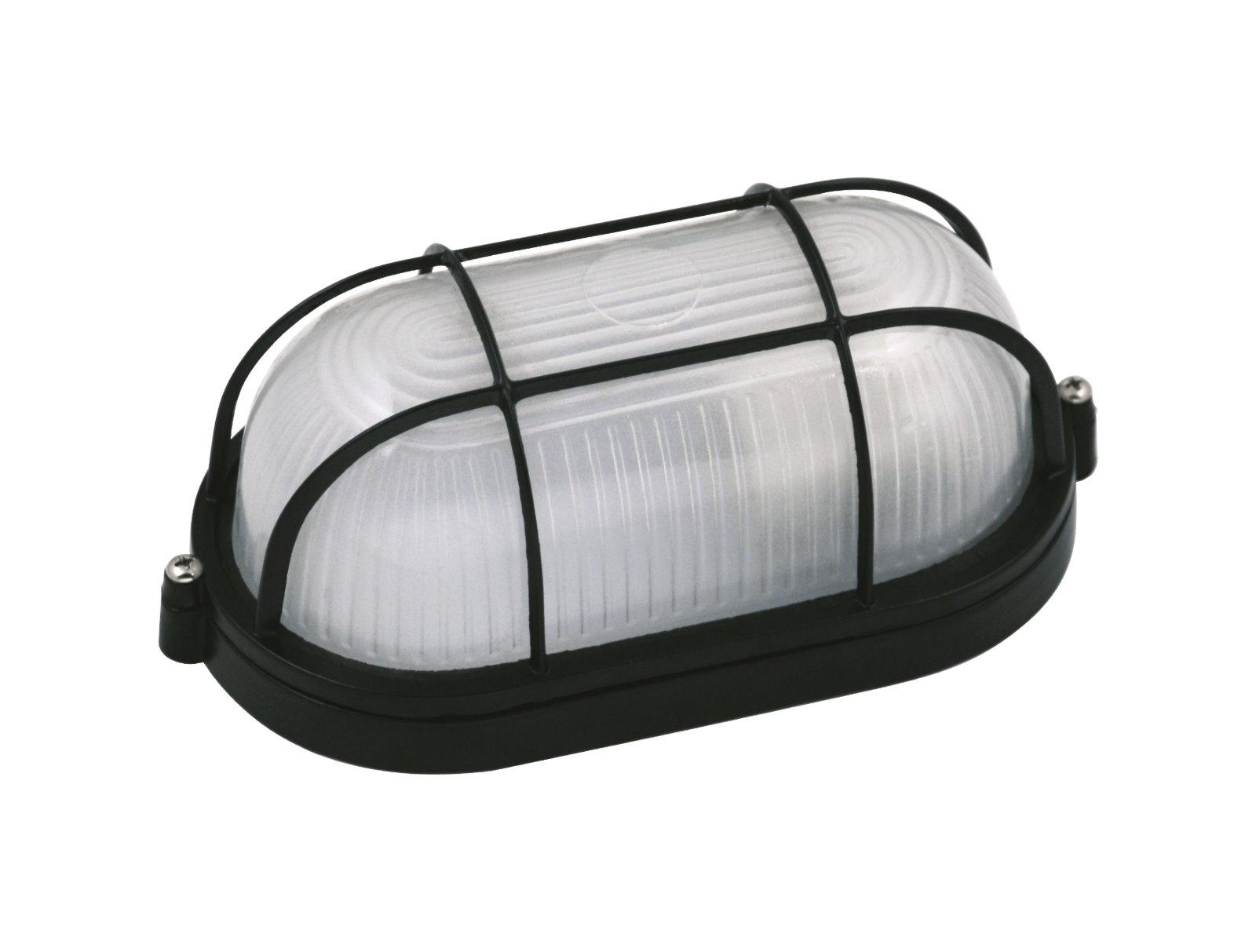 horoz kellerleuchte kellerlampe keller lampe leuchte ip54 wandleuchte alu glas ebay. Black Bedroom Furniture Sets. Home Design Ideas