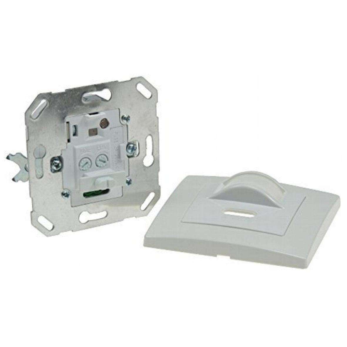 Einbau IR Bewegungsmelder 2-Draht - LED geeignet (21251)