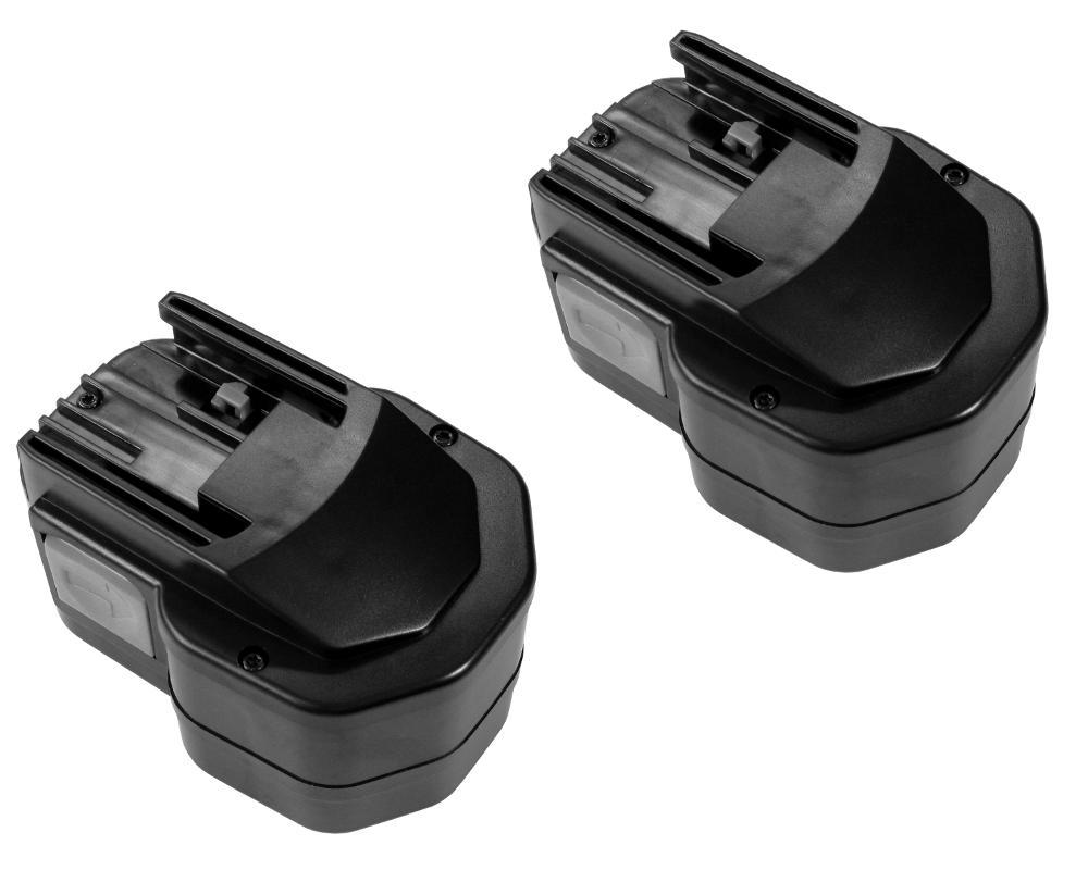 2x Hochleistungs AKKU 6V 3500mAh für Ecovacs Deebot D62s D66 D73n D79 D680 D730