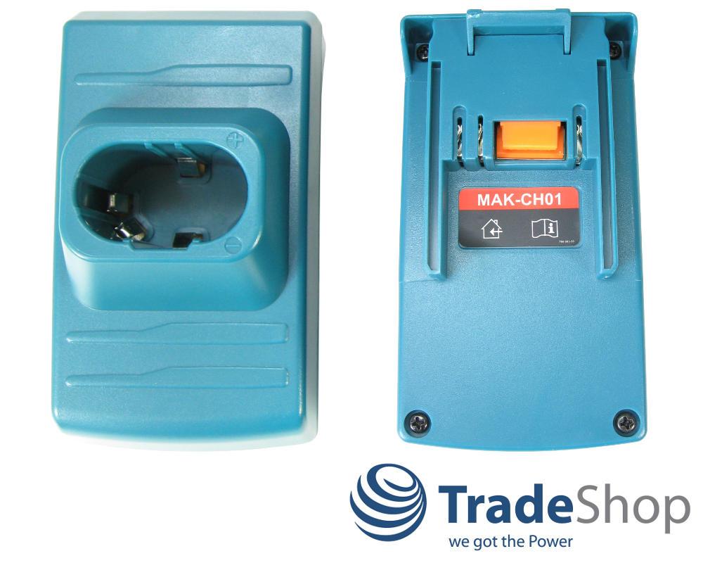 Chargeur de batterie 7,2v-18v station pour Makita btw253 btw450 btw451 bub182