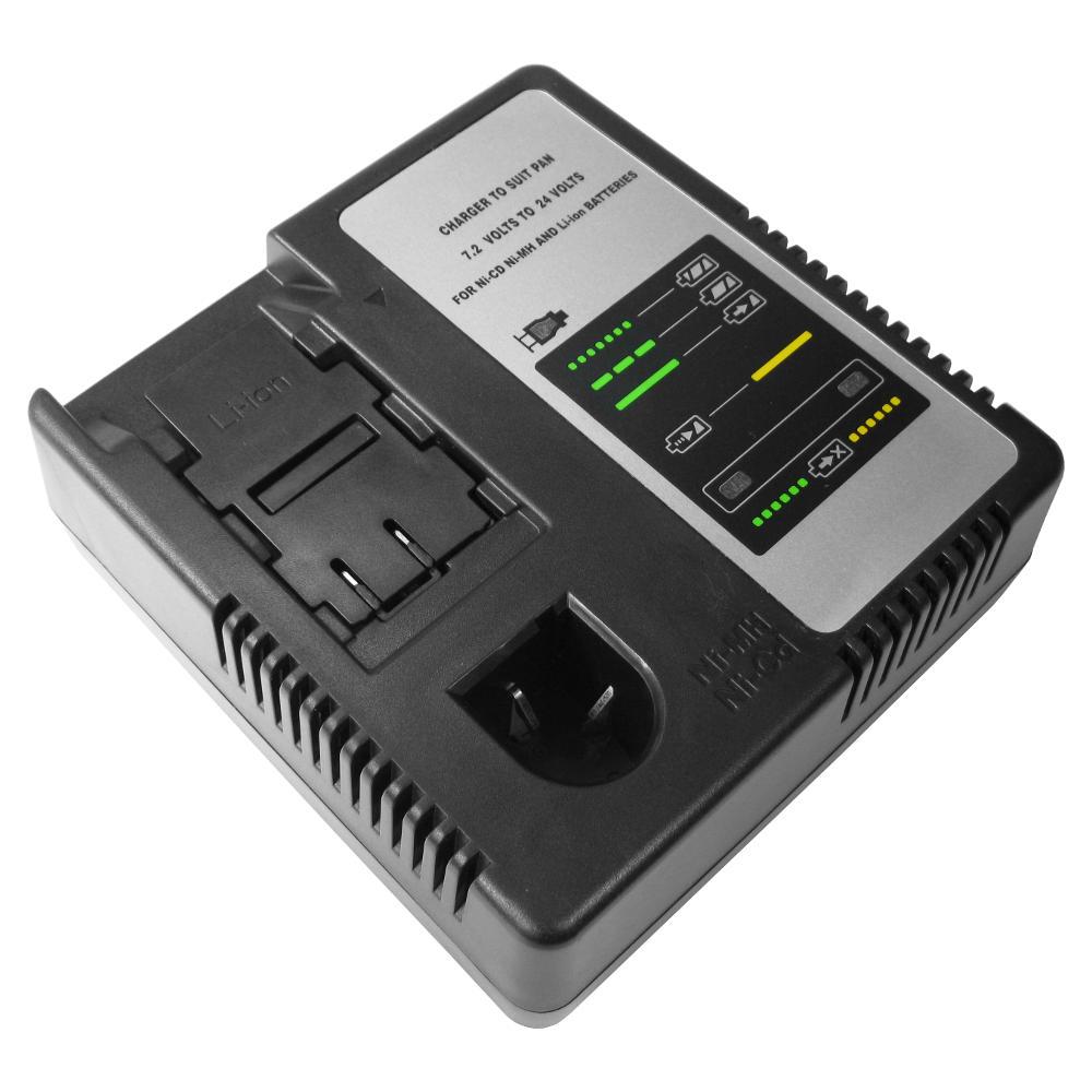 2x Premium AKKU Ni-MH 7,2V 2500mAh ersetzt Panasonic EY9168 EY9066 EZ9065 PA724