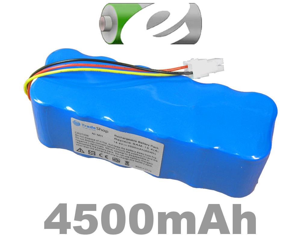 Li-Ion Akku 14,4V 5200mAh für Samsung Navibot VCR8846 VCR8847 VCR8848 VCR8849