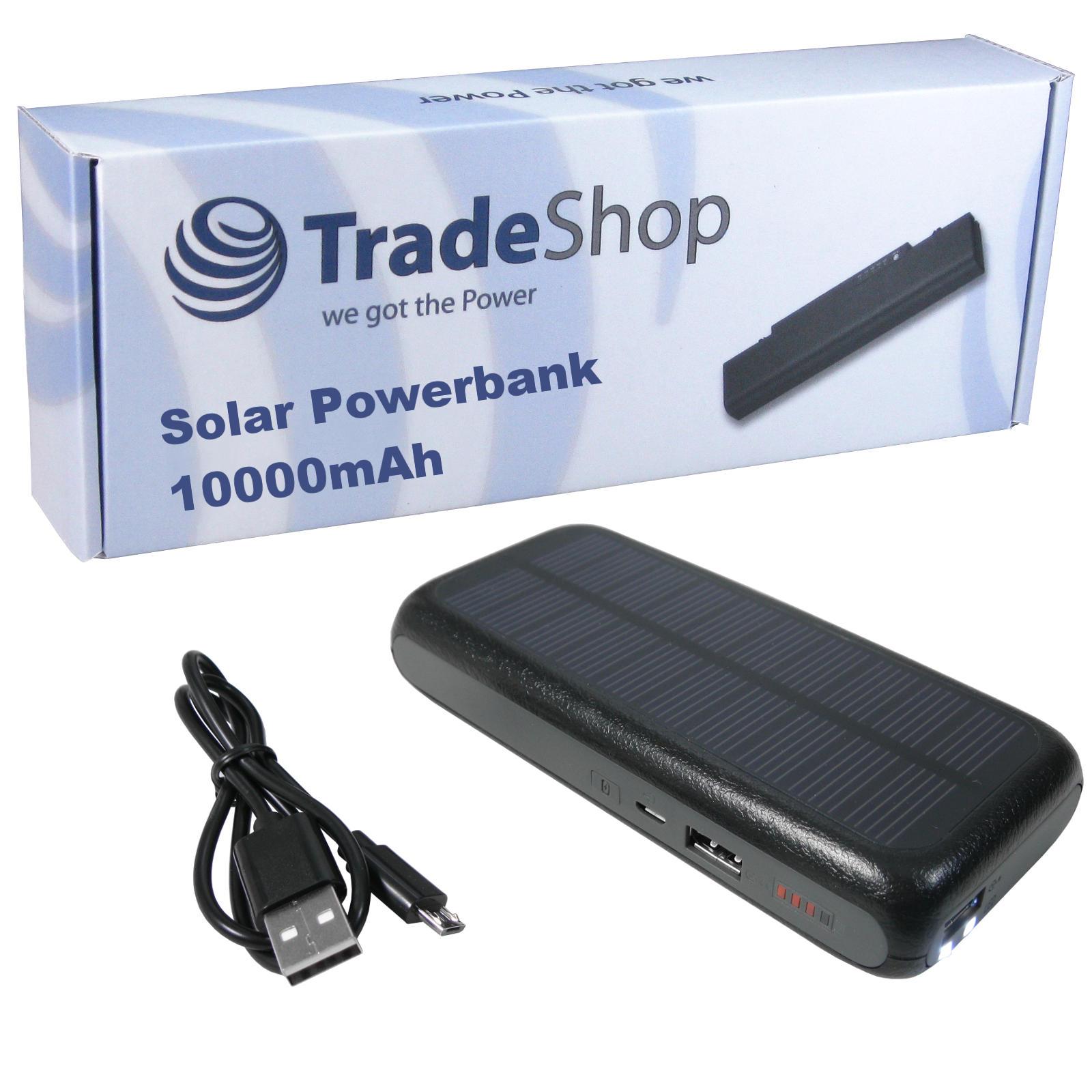 dual usb outdoor power bank con panel solar y 13000mah. Black Bedroom Furniture Sets. Home Design Ideas