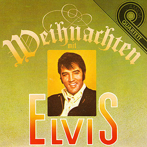 Single - Elvis - Weihnachten / Amiga - DDR