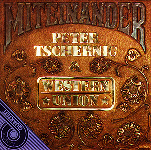 Single -Peter Tschernig/Western Union-Larry Schuba /DDR