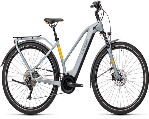 Fahrrad Markus Damme Cube Touring Hybrid Pro 625 WH Bosch Performance