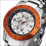 FIREFOX Stahl Chronograph FFS18-107 - Aussteller!