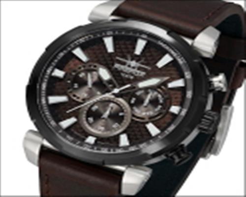 FIREFOX Herrenuhr Multifunktion Armbanduhr 10 ATM FFS280-106 braun