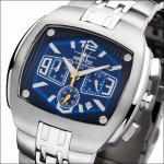 FIREFOX Chronograph Herrenuhr GIANT FFS65-103 blau Miyota OS20