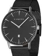 FIREFOX PASSION Damen- Herrenuhr Milanaise Armband FFPL02-062 schwarz
