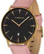 FIREFOX PASSION Herren Damenuhr Unisex FFPL02-172 gelb vergoldet rosa