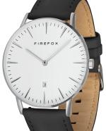 FIREFOX PASSION Edelstahl Herren Damenuhr Unisex FFPL02-191 schwarz wasserdicht