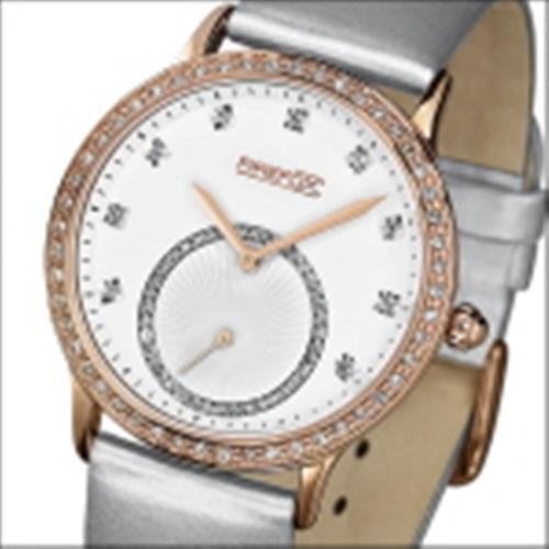 FIREFOX Damenuhr Zirkoniasteine rosegold FFSL1005-101 weiß