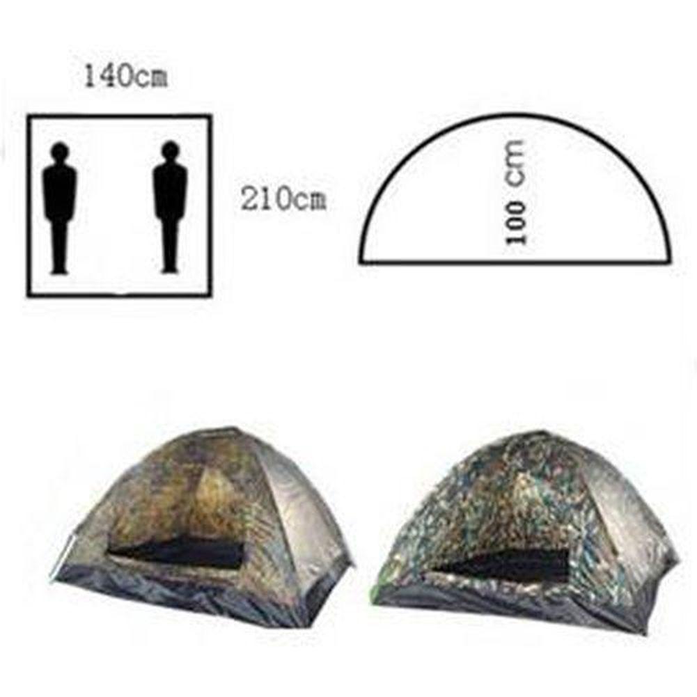 2 personen zelt iglu flecktarn armeezelt campingzelt dome. Black Bedroom Furniture Sets. Home Design Ideas