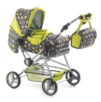 Bayer CHIC 2000 Kombi-Puppenwagen Traveller Lemon Tree