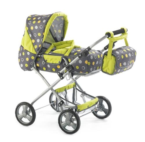 Bayer Chic 2000 Kombi-Puppenwagen Bambina Lemon Tree 586-42
