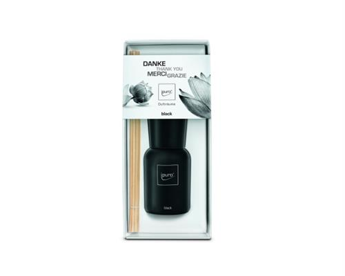 (12,30€/100ml) Ipuro Raumduft Mini-Duft 'Merci black', 50 ml, 427776