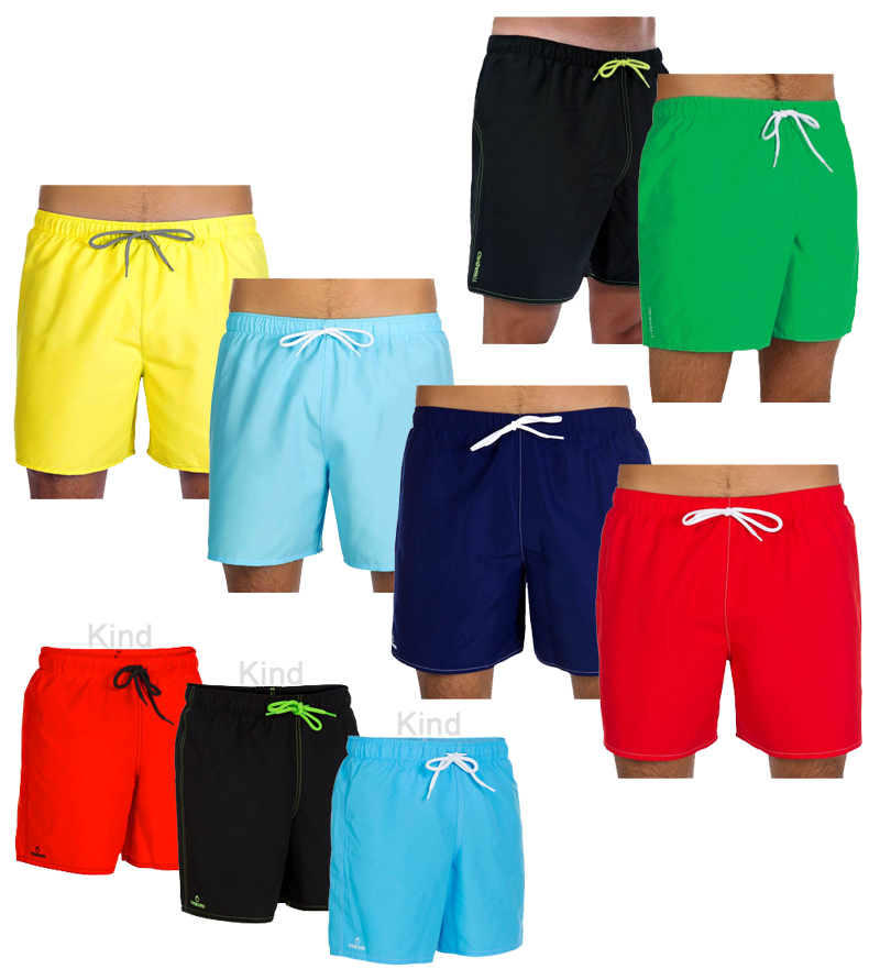 herren badeshorts badehose bermuda shorts schwimmshorts s. Black Bedroom Furniture Sets. Home Design Ideas