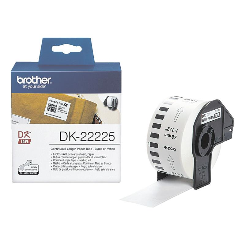 Brother P-touch DK-22225 Endlos Etiketten Internetmarke