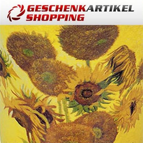 Porzellan-Becher Les fleurs chez lez peintres, van Gogh