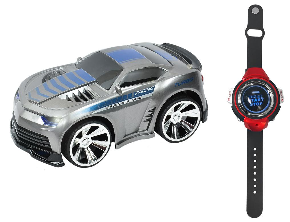 RC Voice Auto mit Smart Watch und Sprachsteuerung | Command_Car
