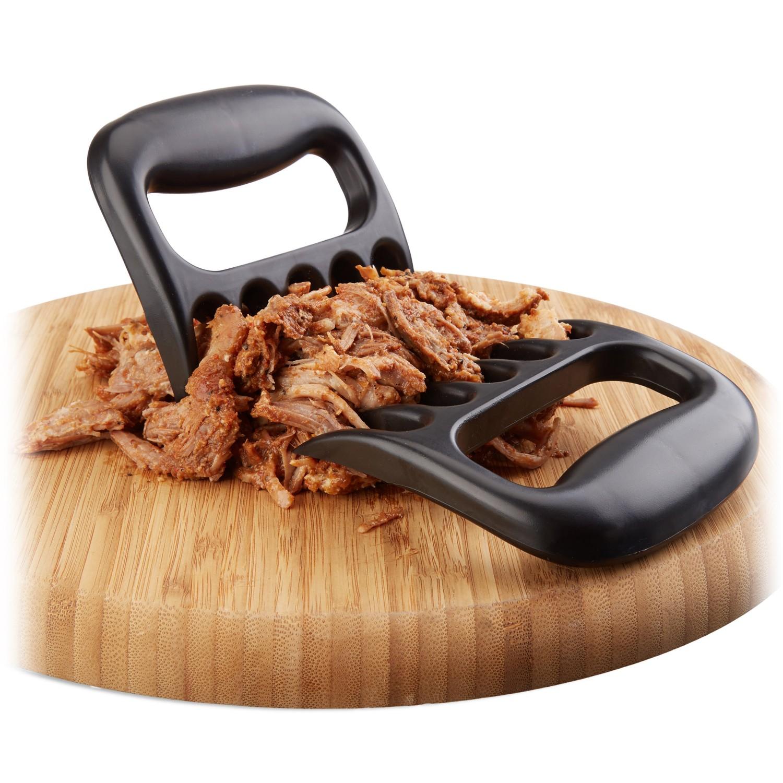 2x bbq fleischkralle set pulled pork b renklaue grill. Black Bedroom Furniture Sets. Home Design Ideas