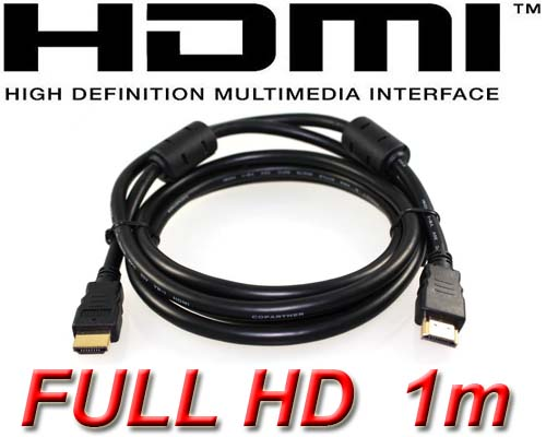 HDMI Highend Kabel 1.3b | 2xStecker | FULL HD | HDMI1