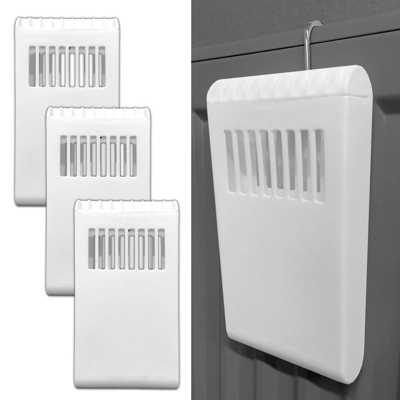 3x heizk rper luftbefeuchter kunststoff heizung. Black Bedroom Furniture Sets. Home Design Ideas