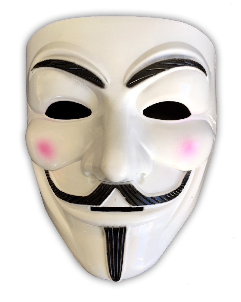 10er set v wie vendetta maske guy fawkes halloween fasching maske ebay. Black Bedroom Furniture Sets. Home Design Ideas