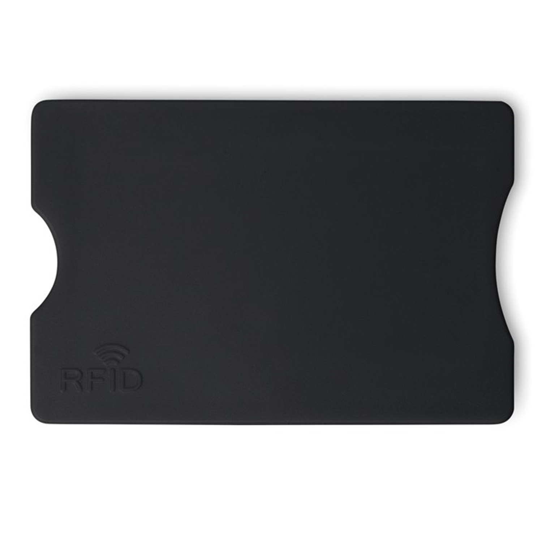 3x Rfid Schutzhülle Schwarz Bank Ec-karte Hülle Personalausweis Kartenhülle Reisen Geldbörsen & Etuis