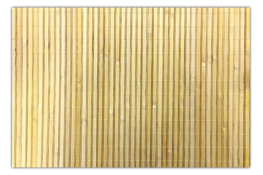 Bambus Tischset Platzmatte Platzset Unterlage Platzdecken