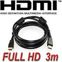 HDMI Highend Kabel 1.3b | 2xStecker | FULL HD | HDMI3