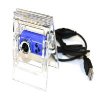 PC USB DESIGN Webcam 12 MegaPixel + Mikrofon | WC2_blau
