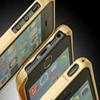 Aluminium Bumper für iPhone 5 / 5S gold | case_gold
